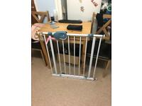 Brand new in box stair gate