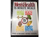 Men's health book set