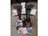 Wii rock band items