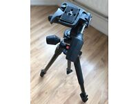 Manfrotto 190xb + 804rc2 tripod kit (Used)