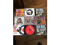 Mod ska punk cds various artists rare