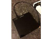 Samsung Ultra Thin Portable DVD Writer - Glossy Black - SE-208GB/RSBD