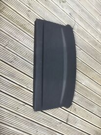 BMW 1 series parcel shelf