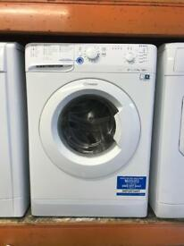 Indesit washing mechine very good condition 7 kg