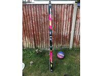 Woman's skis 194cm