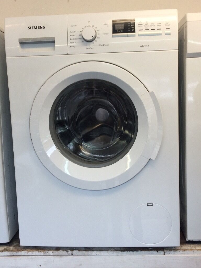 Siemens 8kg washerin Arnold, NottinghamshireGumtree - Siemens 8kg washer. 1200 spin. Perfect condition and in perfect working order