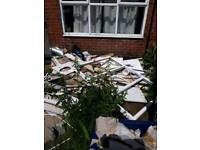 House removals. And rubbish clearances man and large van, and small van