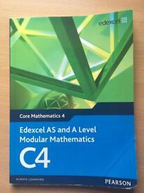 Edexcel AS and A Level Mathematics C4