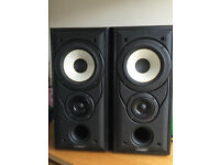 Mission 701 speakers to fix