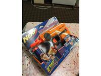 original Brand new NERF N-Strike Firestrike Elite XD 27m! Toy Gun original