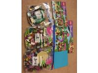 Lego Friends Treehouse Animal Rescue Centre