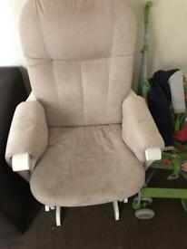 Chair for breastfeeding