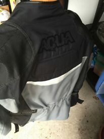 Frank Thomas All weather motorbike jacket and trousers