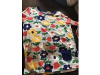 Boden she 9-10 girls top in great condition