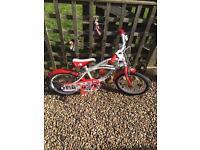 """girls bike bike one direction boys bike one d 16"""" wheels"""