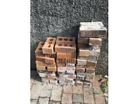 Free new and antique/ vintage bricks for collection
