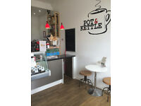 Cafe Takeaway Leasehold For Sale In Busy City Premises
