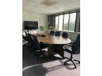 Boardroom / Conference table - excellent condition