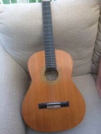 Hohner acoustic guitar