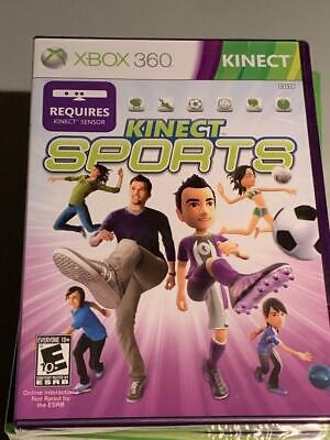 Kinect Sports (Microsoft Xbox 360, 2010) New Sealed (game only, no Kinect) for sale  Shipping to Nigeria