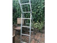 3 way combination aluminium ladder