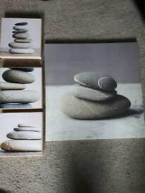 Pebble prints