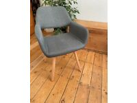 Stylish and comfy office/dining chair brand NEW