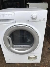 Stunning. Hotpoint. 7.5 kg. Condensor. Dryer