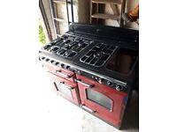 Rangemaster 110 gas oven