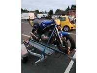 2005 suzuki gs 500cc swap ???????