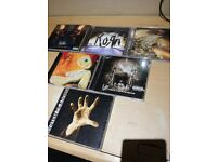 Korn & System of a Down CD's