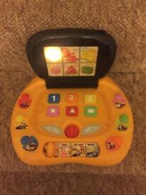 Toy 'laptop'
