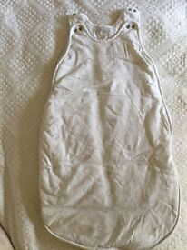 Baby sleeping bag The White Company 0-6 months, neutral, as good as new