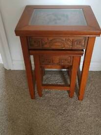 SOLD - Nest of tables