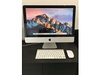 """iMac 21.5"""" i3 8GB 1TB Photoshop, Logic Pro, Native Instruments"""