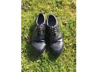 Mens Footjoy golf shoes size 7