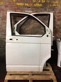 VW Transporter Rear Barn Doors And Side Doors