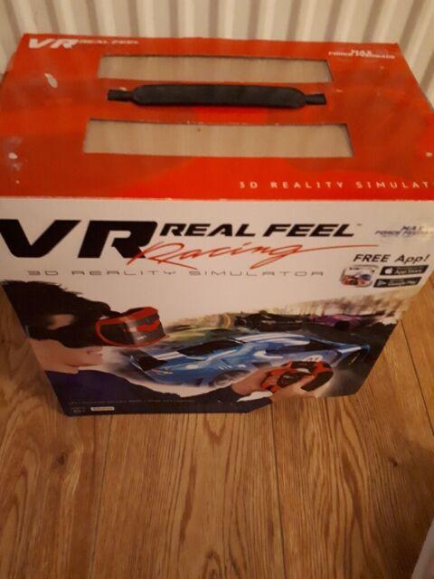 VR Real Feel Racing 3D reality simulator | in Willowbrae, Edinburgh |  Gumtree