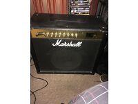 Marshall mg 100fx amplifier beast of an amp!