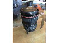 CANON EF 24-105 mm f/4 L-Series USM IS Zoom Lens