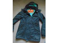 Ladies SuperDry Windcheater Coat sz XL