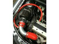 Astra 2.0 Turbo induction kit (cross over delete)