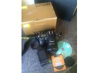 Nikon D7000, Nikon 35mm f1.8, Nikon SB400