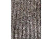 Carpet and underlay, 3.5 x 4.3m