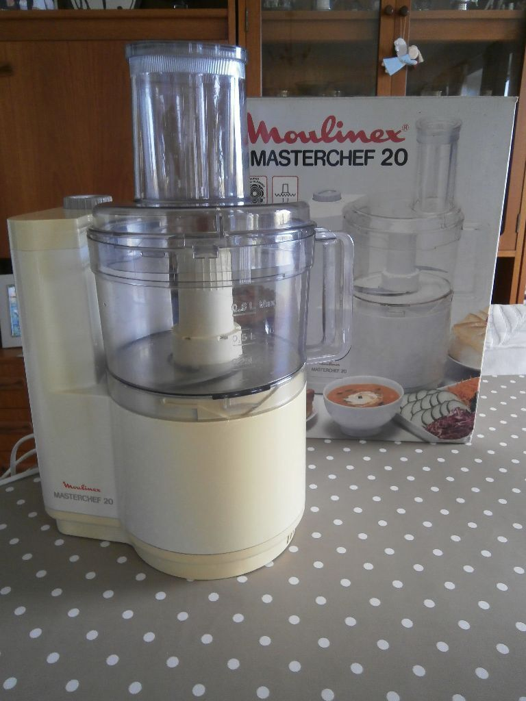 moulinex compact food processor masterchef 20 in stroud gloucestershire gumtree. Black Bedroom Furniture Sets. Home Design Ideas