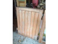 External 4 Panel Stable Solid Oak Door for sale  Somerset