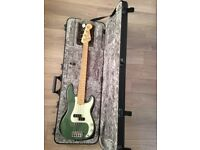 FOR SALE : Fender American Pro P Bass V - Antique Olive.