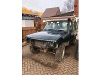 Landrover discovery spares or repairs