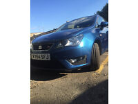 Seat Ibiza 1.2 TSI FR SportCoupe 3dr Automatic gearbox DSG P/X LHD DISEL WELCOME