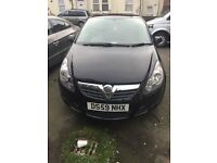 Vauxhall corsa 1.4 sxi mint condition